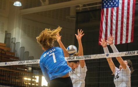GVSU Volleyball drops final matches of regular season play