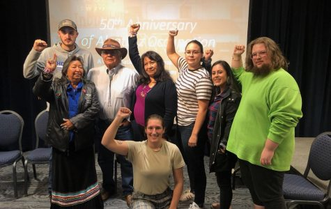 Alcatraz warriors discuss indigenous issues, activist experiences