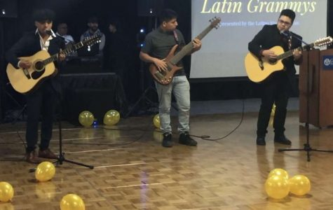 Culture celebrated at Latin Grammy's Dance party