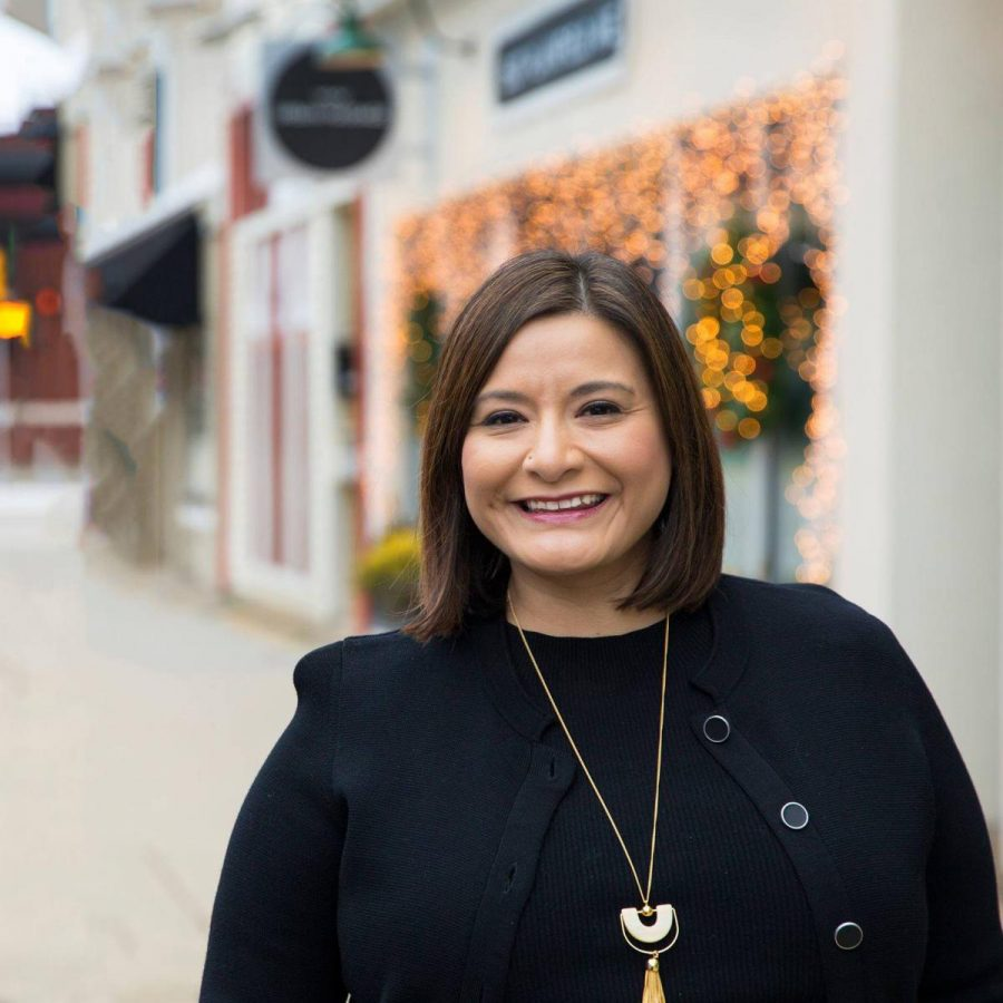 GV alumna becomes first Latina city commissioner - Grand Valley Lanthorn