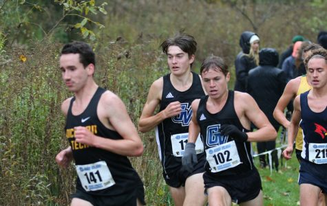 GVSU cross country finishes strong as season comes to close at National Championships