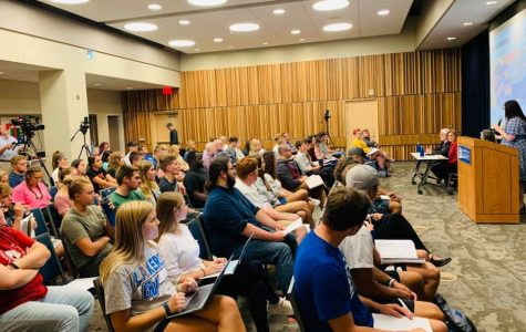 The fine line between free speech and hate speech: GV holds panel on free speech