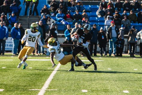 Mildcats: GVSU Football earns dominant win over NMU behind five touchdown passes