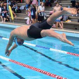 The Agile Aussie: Sophomore Jesse Goodyear brings talent, passion to GVSU Swimming & Diving