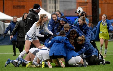 GVSU Soccer outlasts Western Wash to claim title, earn record 6th NCAA Championship