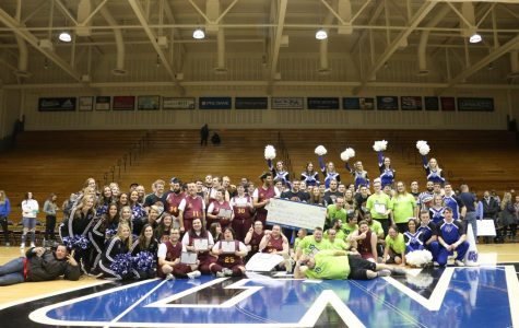 Return of the Rally: GVSU holds second annual Rally with the Rapids Basketball Game