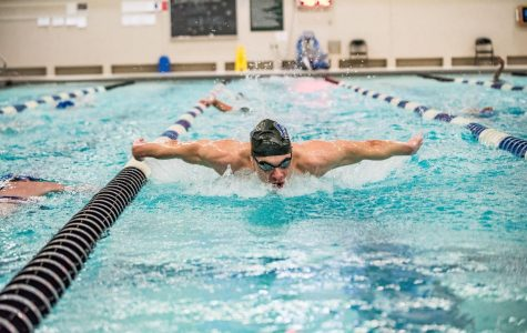 GVSU Swimming & Diving teams have mixed results in Indianapolis quad meet