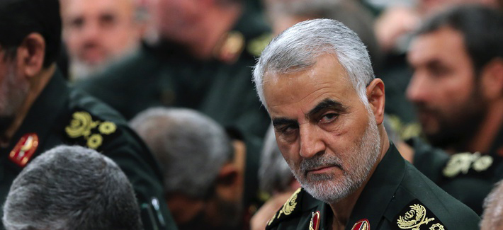 Iran's Soleimani Killed in Trump-Ordered Airstrike Courtesy / defenseone.com