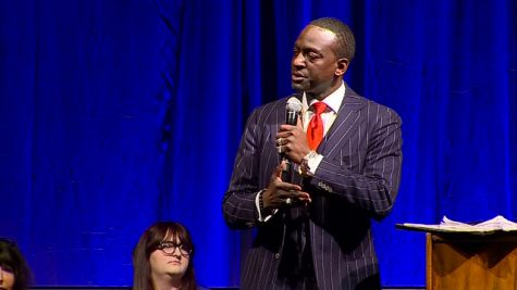 As American as Apple Pie: Central Park Five's Yusef Salaam shares his story during MLK week