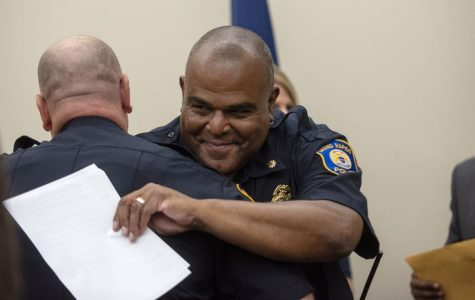 Eric Payne: GRPD's first African American police chief talks career path, goals