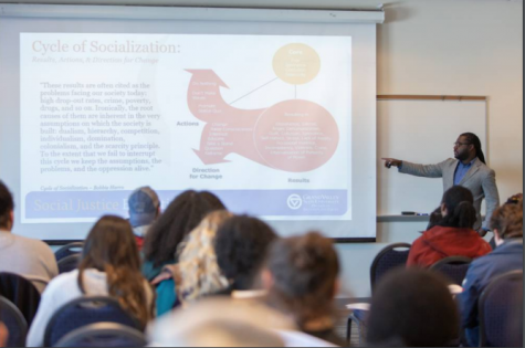 GV offers Social Justice Education to students and faculty