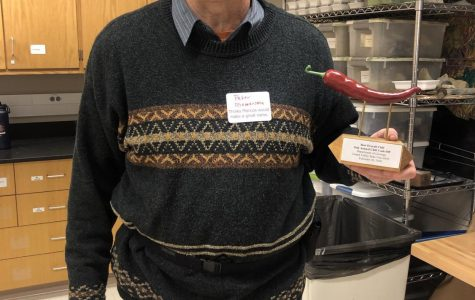 GV holds 16th annual geology chili cook-off