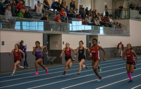GVSU Track & Field athletes score big numbers at Mike Lints Alumni Open