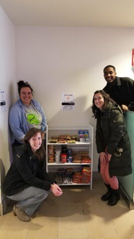 Meal donation, Food Cubby programs raise awareness for, combat food insecurity