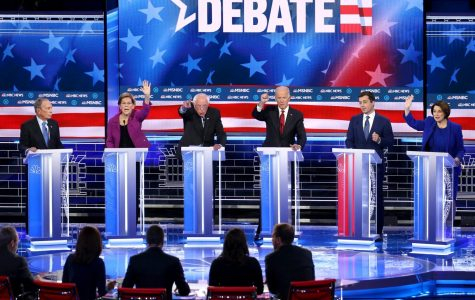 Political Science Professors host Presidential Primary Forum
