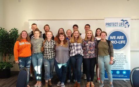 GV students debate abortion