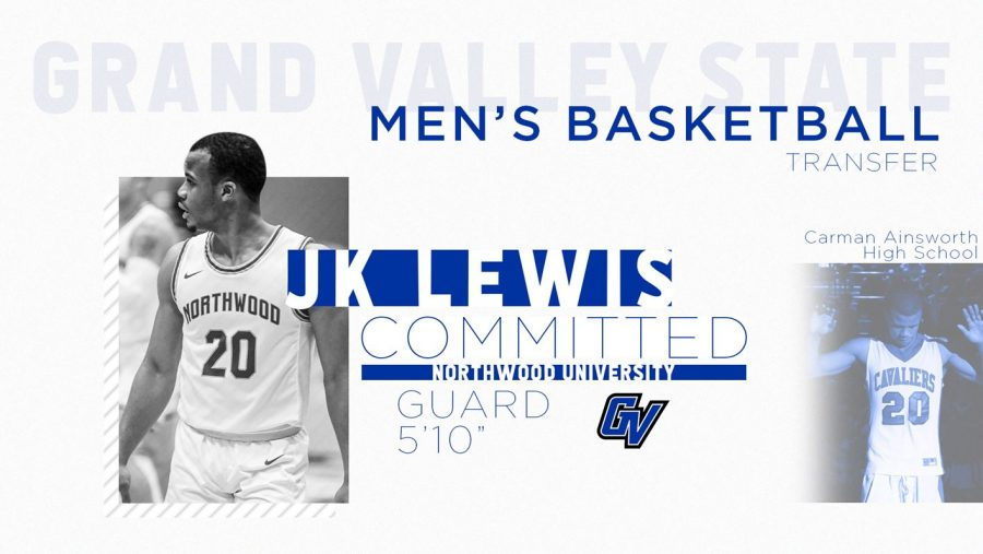 Lewis | Courtesy GVSULakers