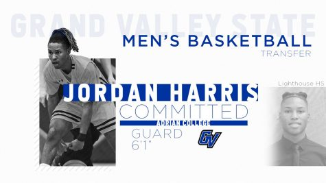 GVSU Basketball adds more talent with Adrian transfer Jordan Harris