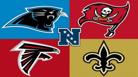 NFL Free Agency Updates: NFC South