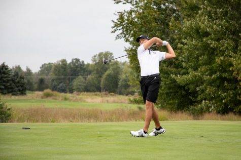 GV golfers talk solid weekend performances, rise in golf's rising pandemic popularity