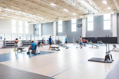 Rec Center staff react to first week of re-opening