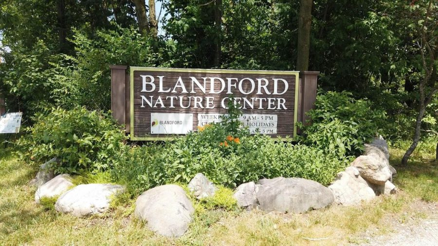 Courtesy / Blandford Nature Center