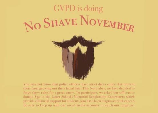 Courtesy to GVPD