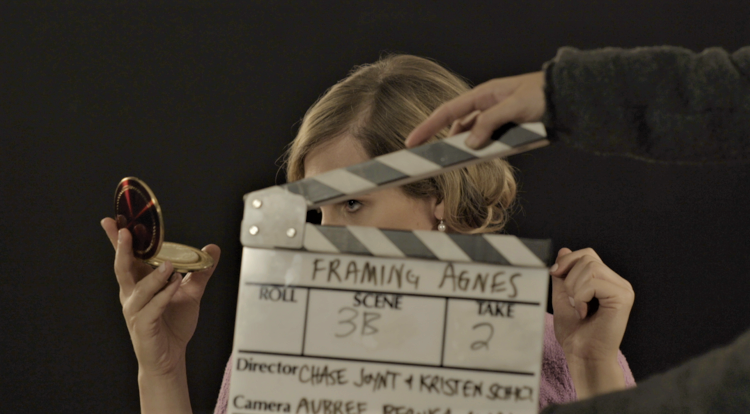 The virtual event will feature filmmakers Chase Joynt and Kristen Schilt, who are working on the experimental documentary Framing Agnes. (Courtesy/ Chase Joynt)