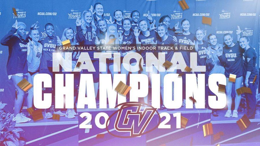 Courtesy of GVSU Athletics
