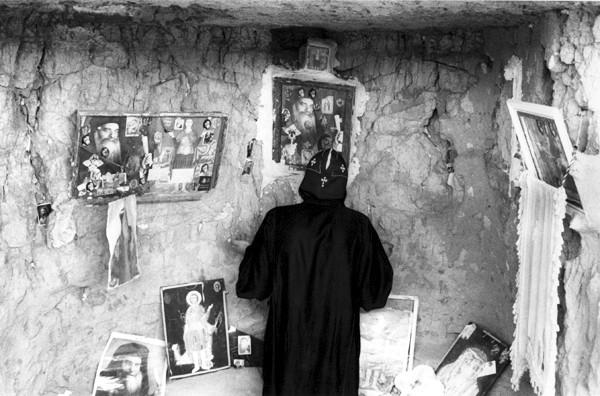 Courtesy Photo/ www.michaelmcclellan.com Monk at Prayer taken in Egypt by Michael McClellan