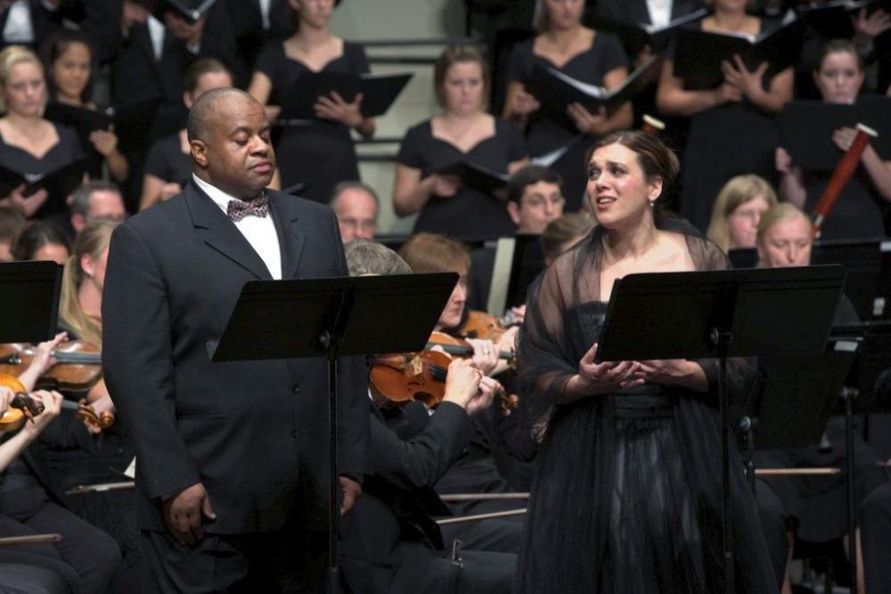 Courtesy Photo / Valerie StoelzelLast years Gloria: Music of the Holiday Season