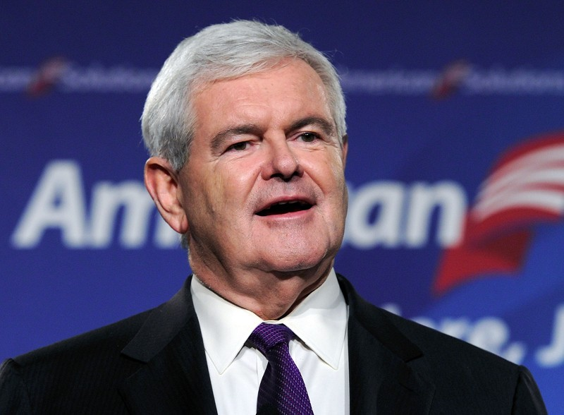 Courtesy Photo / minnesota.cbslocal.comNewt Gingrich