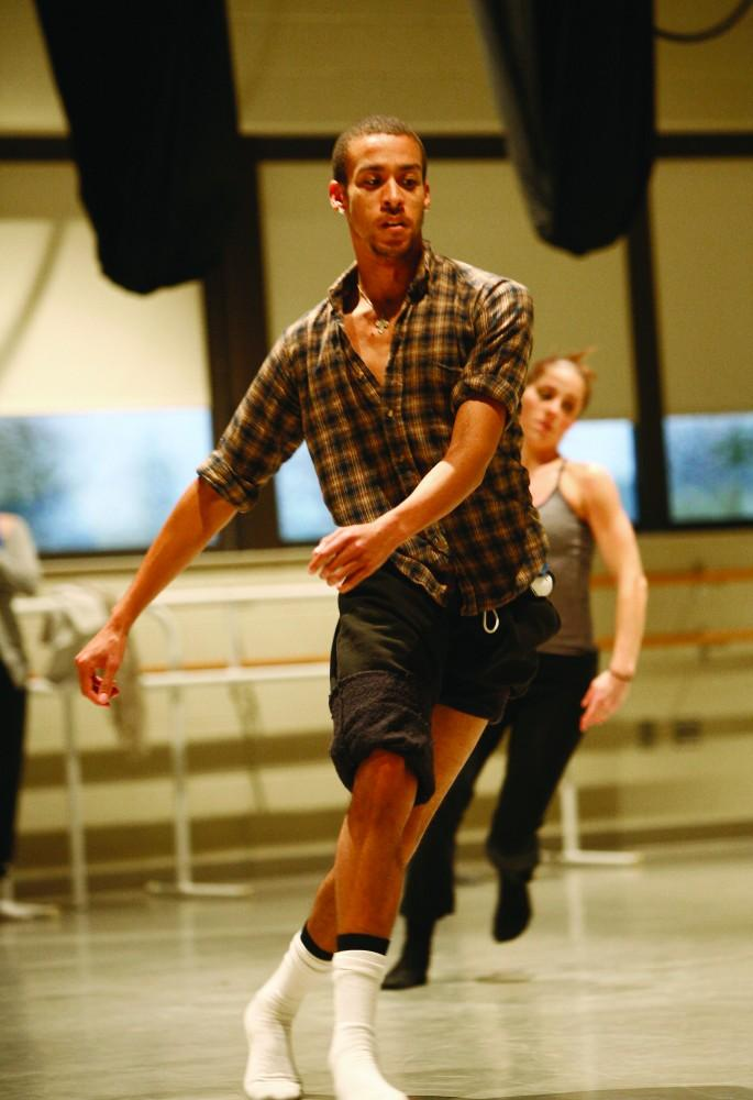 GVL / Eric CoulterVivaldi Dance Rehearsal