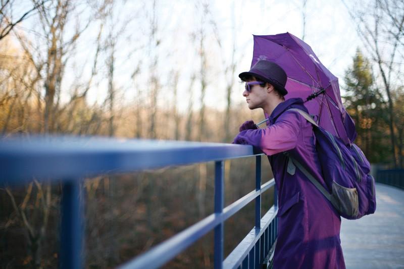 GVL / Eric CoulterMatthew Fowler: The Purple Man
