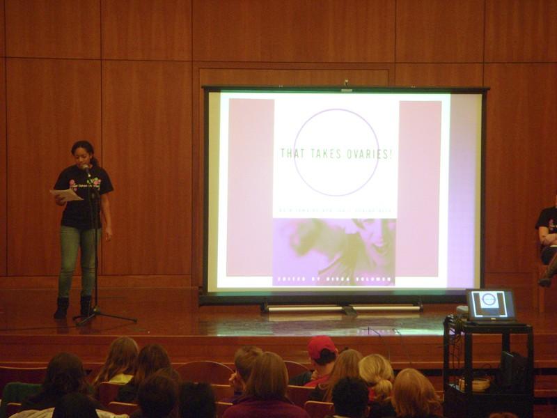 Courtesy Photo / GVSU Womens Center
