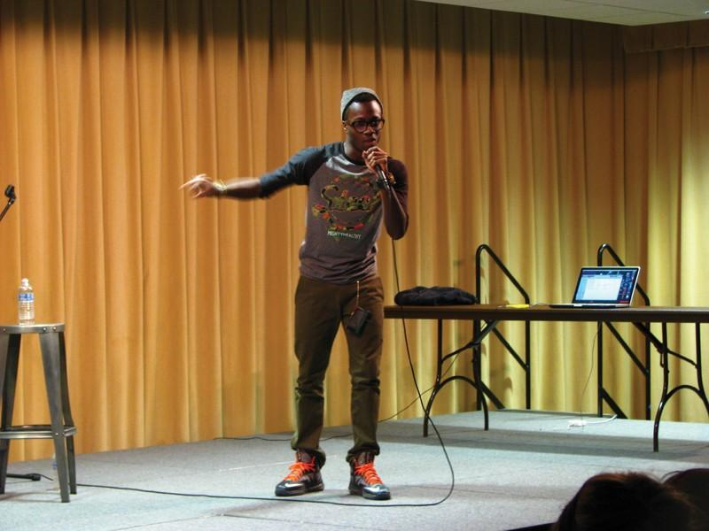 Courtesy / Charles DeckerXclusive dance and comedian event