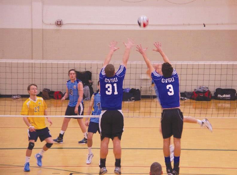 Courtesy / GVSU Mens Club Volleyball