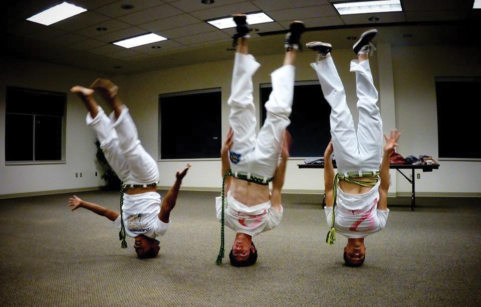 Courtesy / GVSU Capoeira Mandinga ClubCapoeira Mandinga Club