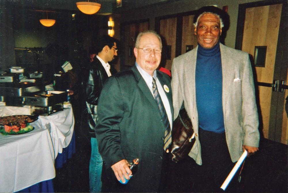 Courtesy / Siedman ArchivesJose Jimenez, nicknamed ChaCha, on left.