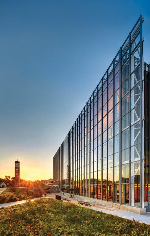 GVL / Courtesy - James Haefner; Architect: SHW Group