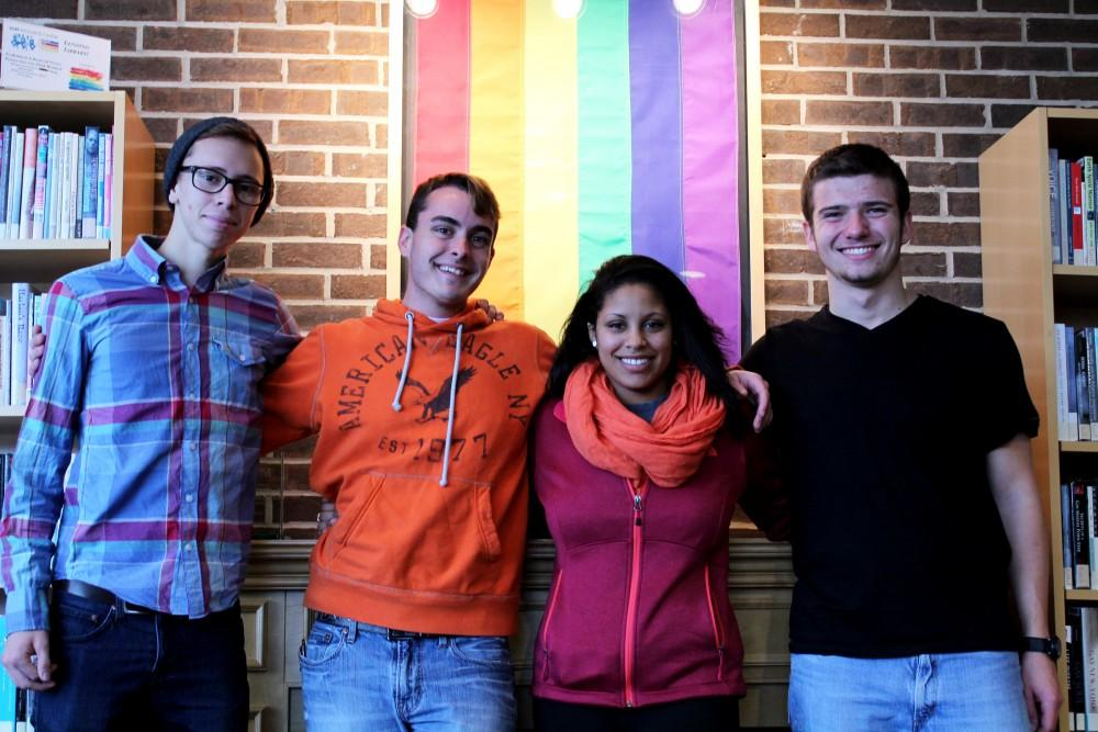 GVL / Emily FryeBrody Cragg (left), Sean Diaz (left center), Annika Gray (right center), and Levi Ryfiak (right)
