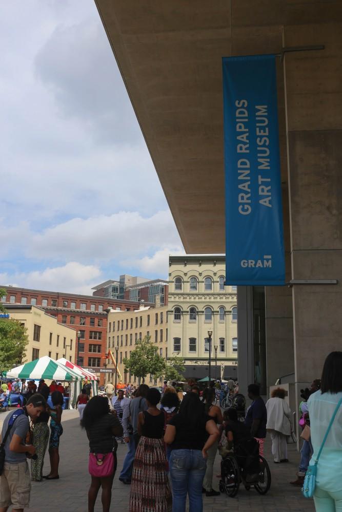 GVL/Archive- Grand Rapids Art Museum, Downtown Grand Rapids, MI.