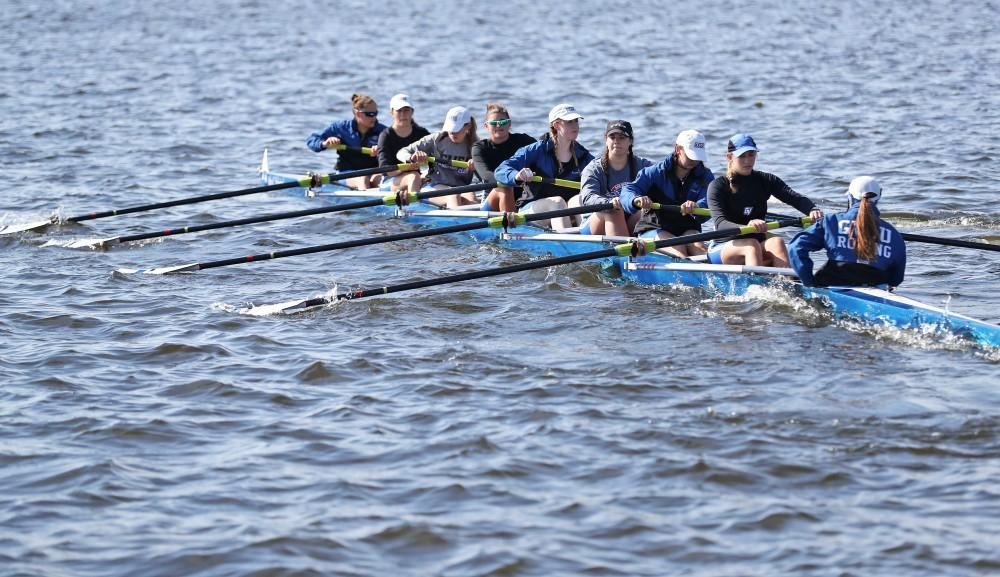 GVL/Kevin Sielaff - Moments from the Lubbers Cup, held at Spring Lake on Saturday, April 8, 2017.