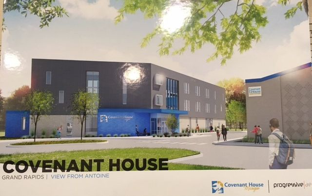 Grand Rapids Youth Homeless Shelter Expected To Open 2018 Grand