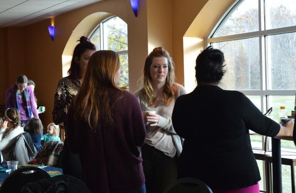 GVL/Hannah Zajac-- Raw Beauty Initiative Meeting in Kirkhoff on Saturday 2nd Dec 2017.