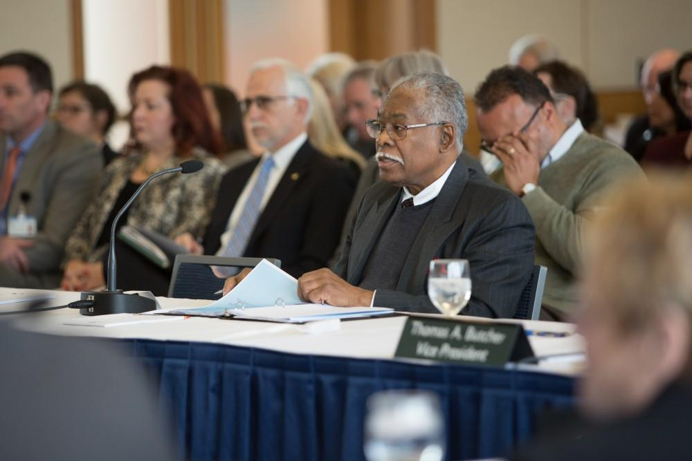 GVSU Board of Trustees approves increased housing budget, funding for downtown parking