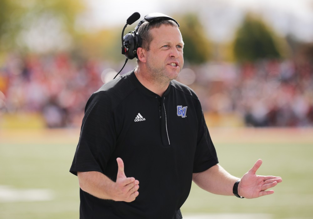 GV offensive coordinator announces resignation