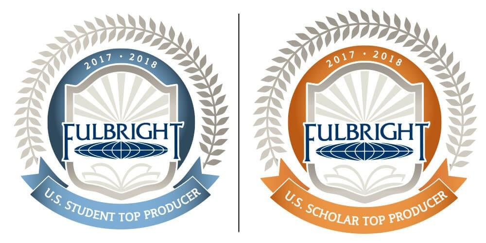 GVL / Courtesy - gvsu.eduGrand Valley is a top producer of both student and faculty Fulbright awards.