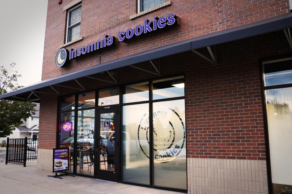 Insomnia Cookies, 10745 48th Ave Suite A-100, Allendale Charter Twp. GVL / Katherine Vasile