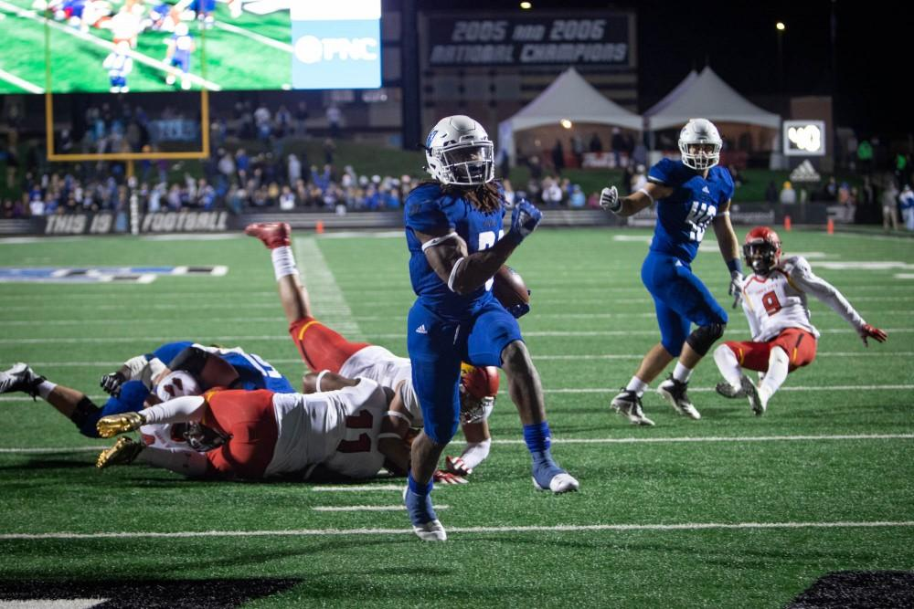 Gvsu Football Gets First Loss Falls To Ferris State At Home Grand Valley Lanthorn